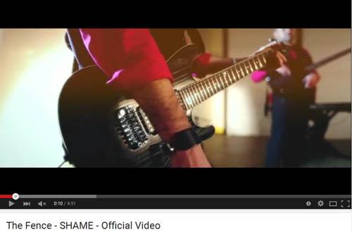 ::Video Rotation:: The Fence – Shame