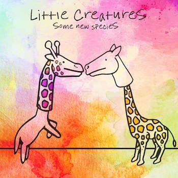 LittleCreaturesSomeNewSpeciesCOVER