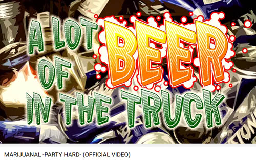"::Video Rotation:: Marijuanal – ""Party Hard"""