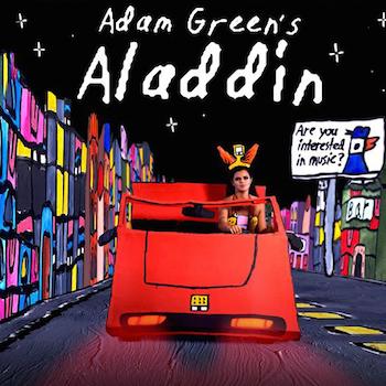 AdamGreenAladdinCOVER