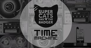supercatsandthebadgertimemachinecover